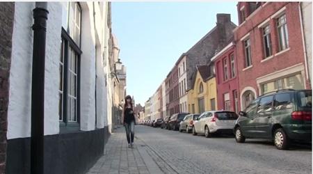 ヨーロッパ観光~ベルギーの北の町ブルージュをフランス語で表現してみる