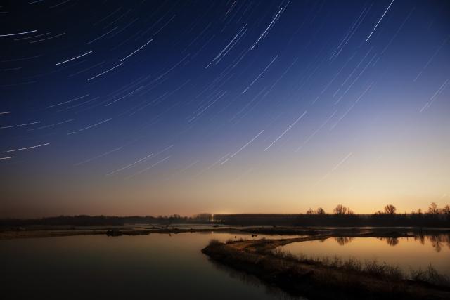 エジプトの天空の女神~アラビア語で夜を表すと?